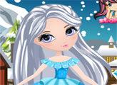 Игра Сказочный маскарад - Тайли как Снежная Королева