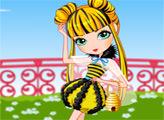 Игра Чайная Вечеринка в саду - Пчелка