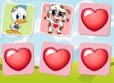 Игра Счастливые сердца - меморина