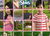 Игра Симс: плиткопазлы