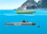 Игра Подводная война