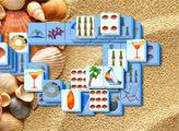 Игра Пляжный Маджонг