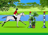 Игра Show Jumping Training