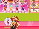 Игра Девочки из Эквестрии - Магазин сладостей