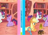Игра Май Литл Пони - поиск отличий