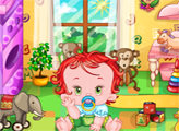 Игра Декор дома для Малышки