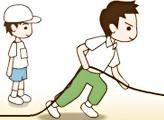 Игра Rope Jumping