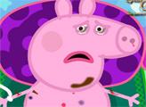 Игра Раненая Свинка Пеппа