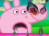 Игра Свинка Пеппа у лора