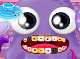 Игра Моу у стоматолога