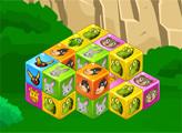 Игра Мир Зверей - Кубики