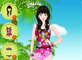 Игра Тропическая мода