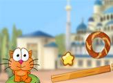 Игра Путешествие кота 3 - вокруг Азии