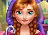 Игра Анна у дантиста