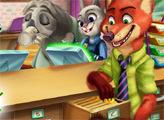 Игра Зверополис: Джуди и Ник добывают информацию