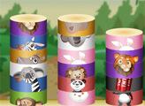Игра Животные Зоопарка