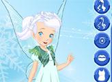 Игра Веселая зимняя фея Незабудка