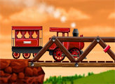 Игра Взорви Поезд