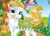 Игра Королевские Питомцы: Пони - Биббиди