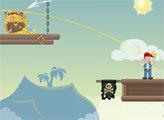 Игра Жадные Пираты