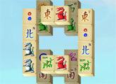 Игра Веселый Маджонг