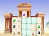 Игра Маджонг - Пески Египта