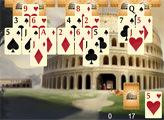 Игра Пасьянс - Древний Рим