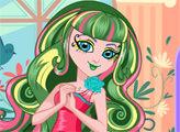 Игра Кукла Зенниа - Мать-Земля
