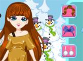 Игра Кукла Казуми - защитница полярных регионов