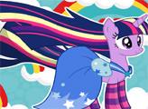 Игра Мой маленький Пони - Сумеречная Искорка