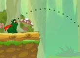 Игра Супер Лягушка