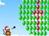 Игра Обезьянки Блунс: Воздушный дартс 5