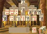 Игра Пасьянс - Египетскиепирамиды