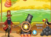 Игра Пираты и пузыри