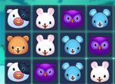 Игра Зверюшки - рельсовые блоки