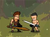 Игра Роган воин с мечом