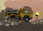 Игра Военный грузовик