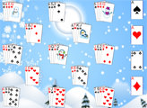 Игра Зимний Пасьянс