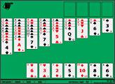 Игра Косынка открытая