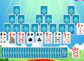 Игра Пасьянс - Волшебный замок