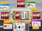 Игра Пасьянс - Поездка на Автобусе