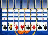 Игра Пасьянс - Королевский Клондайк