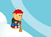 Игра Snow Ball Pinball 2