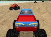 Игра Монстр гонки 3Д