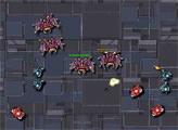 Игра Люди против Зергов 3