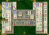 Игра Маджонг - Десятка