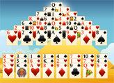 Игра Пасьянс - Пирамида Гизы