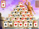 Игра Пасьянс - Древние Чудеса