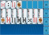 Игра Пасьянс - Восемь Ячеек