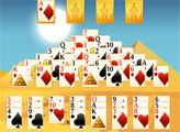 Игра Пасьянс - Солитерная Пирамида Гизы
